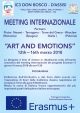 ART AND EMOTIONS- 12/16 MARZO
